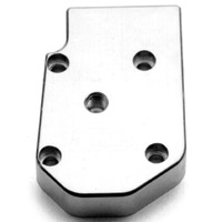 JIMS Top Feed Oil Pump Cover