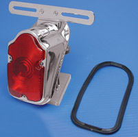 V-Twin Manufacturing Wide Tombstone Taillight