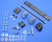 V-Twin Manufacturing Police Type Solo Seat Mount Kit