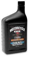 Drag Specialties 25W-50 Motorcycle Oil, Quart