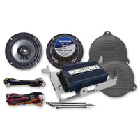 "Hogtunes ""REV 200-RM"" AMP and Speaker Kit"