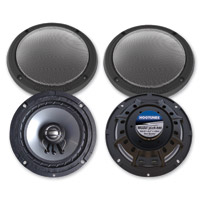 Hogtunes 6.5-inch Rear Replacement Speakers
