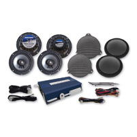 Hogtunes Amplifier and Speaker Kit