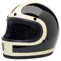 Biltwell Inc. Gringo Tracker Vintage White/Black/Gold