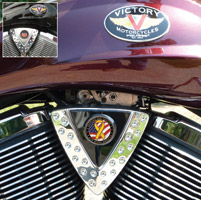 Motordog69 Cheese Wedge Coin Mount with Support The Troops Coin