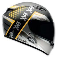 Bell Qualifier Airtrix Battle Full Face Helmet
