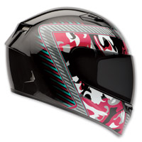 Bell Qualifier Pink Camo Full Face Helmet