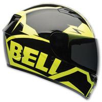 Bell Qualifier Momentum Hi-Viz Full Face Helmet