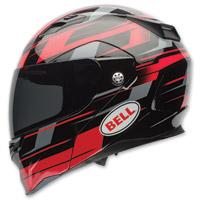 Bell Revolver Evo Segment Red Modular Helmet