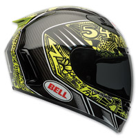 Bell Star Carbon Tagger Trouble Full Face Helmet