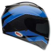 Bell RS-1 Gage Blue Full Face Helmet