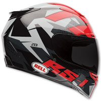 Bell RS-1 Topo Snow Camo Full Face Helmet