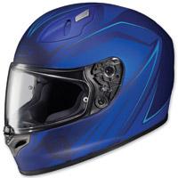 HJC FG-17 Thrust Blue Full Face Helmet