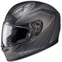 HJC FG-17 Thrust Gray Full Face Helmet