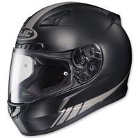 HJC CL-17 Streamline Black/Gray Full Face Helmet