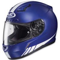HJC C-17 Streamline Blue/White Full Face Helmet