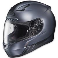 HJC CL-17 Streamline Gray/Black Full Face Helmet