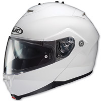 HJC IS-MAX II White Modular Helmet