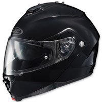 HJC IS-MAX II Gloss Black Modular Helmet