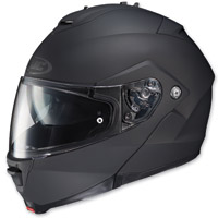 HJC IS-MAX II Matte Black Modular Helmet
