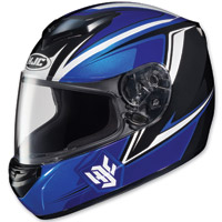 HJC CS-R2 Seca Blue Full Face Helmet