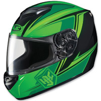 HJC CS-R2 Seca Green Full Face Helmet