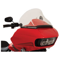 Klock Werks Clear 15″ Pro-Touring Flare Windshield
