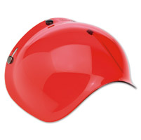 Biltwell Inc. 3-Snap Rose Bubble Shield