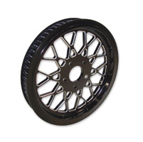 BDL Mesh Black rear Pulley