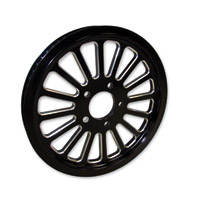 BDL Spoke Black Pulley 65 Tooth
