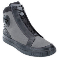 Bates Taser Grey/Black Leather Boots