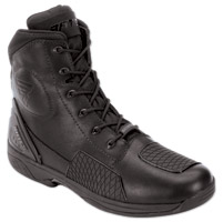 Bates Adrenaline Black Leather Boots