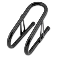 BikeMaster 3-1/2 Black Wheel Chock