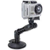 Arkon Resources Sticky Suction Mount Holder for GoPro