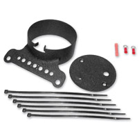 Black Single Gauge Speedo or Tach Mount Kit