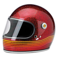 Biltwell Inc. Gringo S LE Spectrum Wine Red Full Face Helmet