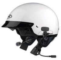 J&M Elite 787 Series HJC/Harley Shorty Style Headset