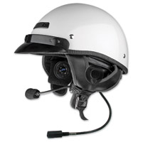 J&M Elite 787 Series Half/Shorty Style Headset