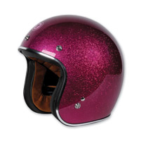 Torc T50 Bubble Gum Flake Open Face Helmet