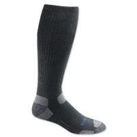 Bates Riding Collection Tactical Uniform Over the Calf Black Socks