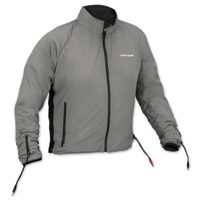 Firstgear 90-Watt Warm and Safe Men's Grey Heated Jacket Liner