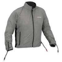 Firstgear 90-Watt Warm and Safe Men's Grey Heated Jacket Liner