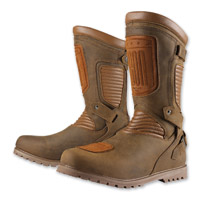 ICON One Thousand Prep Men's Waterproof Brown Boots
