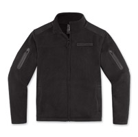 ICON One Thousand Quartermaster Men's Black Jacket