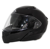 Zox Condor SVS Gloss Black Modular Helmet
