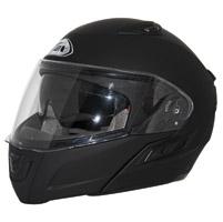 Zox Condor SVS Matte Black Modular Helmet