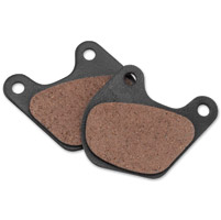 Twin Power Organic Brake Pads