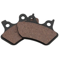 Twin Power Organic Brake Pads 44082-00