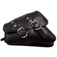 LaRosa Design Black Solo Side Bag