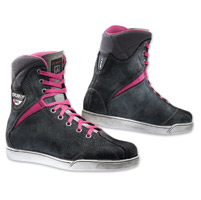 TCX X-Rap Lady Waterproof Anthracite Grey/Fushia Shoes